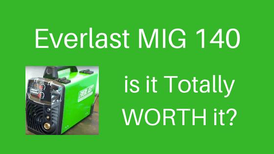 Everlast MIG 140