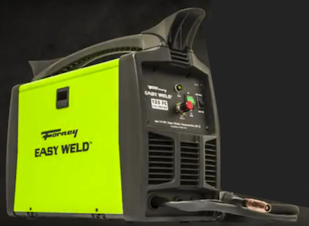 Forney Easy Weld 125 FC Front