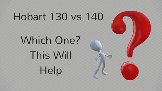 Hobart 130 v 140