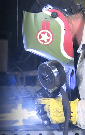 Aluminum Welding With Spool Gun