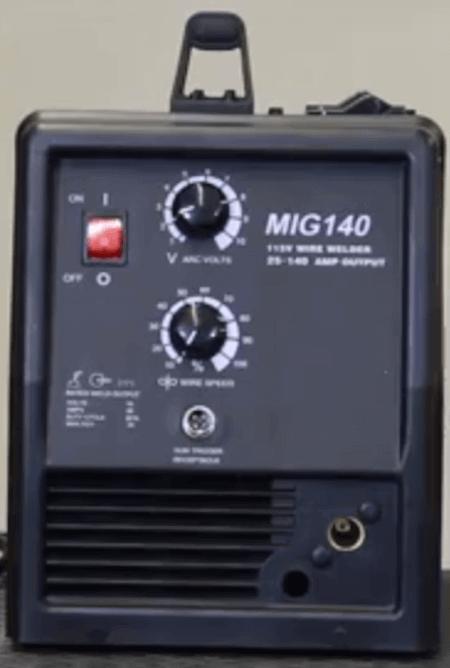 Lotos MIG 140 Front