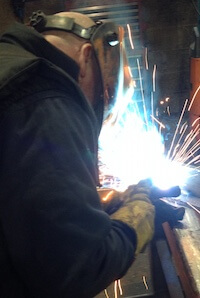 Handy Core Welding Pic