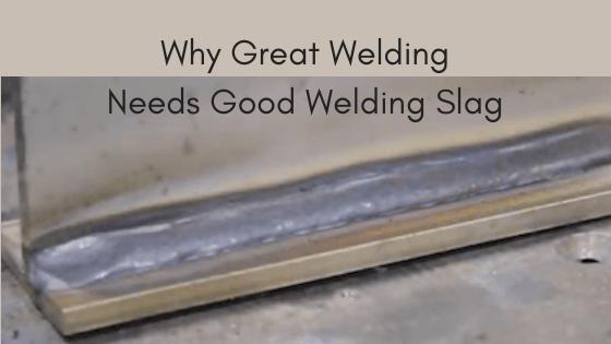 Welding Slag Title Image