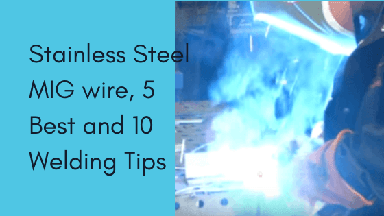 Stainless Steel MIG Wire Title Image