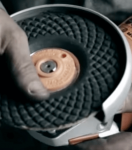 Grinding Wheel With FlexCut Disk On