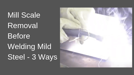 Mill Scale Removal Title Image
