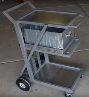 Homesteadonomics Welding Cart