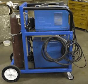 Making Stuff Welding Cart