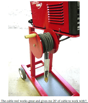 Steve Bedair Cart Cable