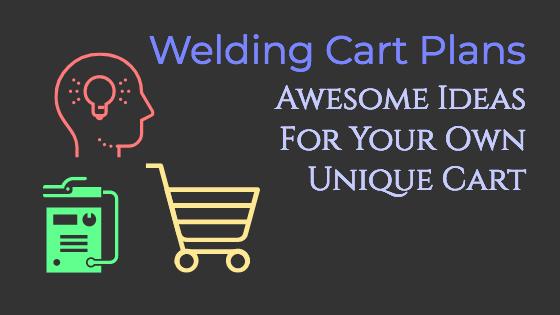 Welding Cart Plans Title Image