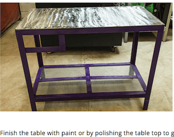 Extreme How To Welding Table And Plan