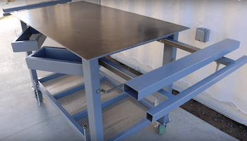 Home Stead Welding Table