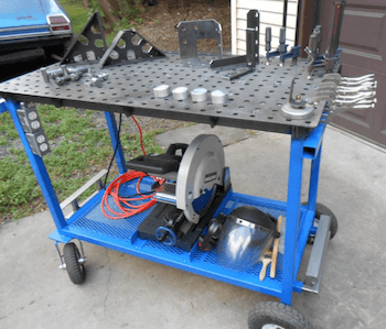 Ultimate Welding Table