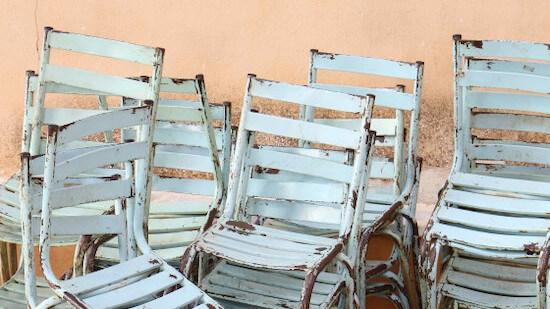 Remove Rust On Metal Furniture